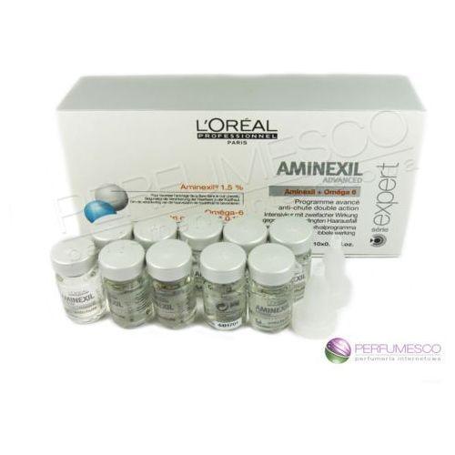 Produkt z kategorii- odżywki do włosów - L'Oreal Serie Expert Aminexil Advanced (W) kuracja do włosów wypadających 10x6ml