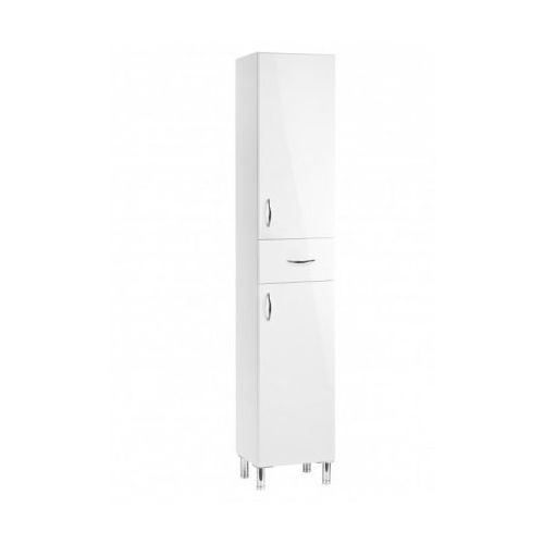 Produkt z kategorii- regały łazienkowe - KFA słupek wysoki Loara Bianco 1695-204-301
