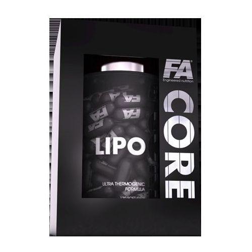 - lipocore - 120caps. wyprodukowany przez Fitness authority