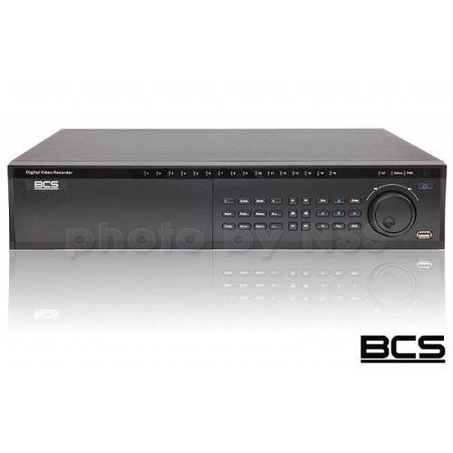 BCS-0804HF-S Rejestrator Cyfrowy 8 x Wideo, 8 x Audio, 1 SPOT, VGA, HDMI, eSATA, USB2.0, CD/DVD/Blu-ray