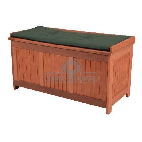 Skrzynia Ławka Toybox Drewno 113cm, produkt marki Hecht