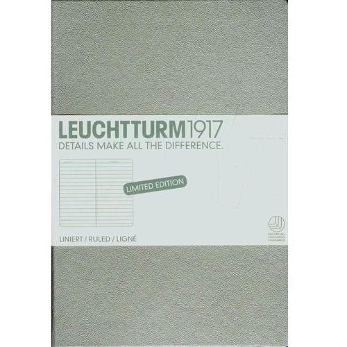 Notebook Gold & Silver Medium w linie 249 kartek srebrny - oferta [35dd692b7585855a]