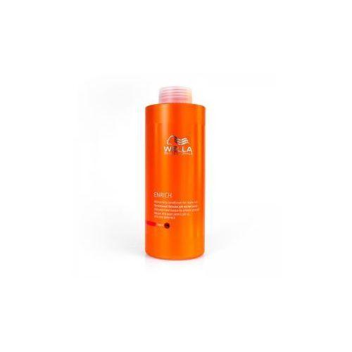Wella Enrich odżywka nawilżająca do włosów grubych, 1000ml - produkt z kategorii- odżywki do włosów