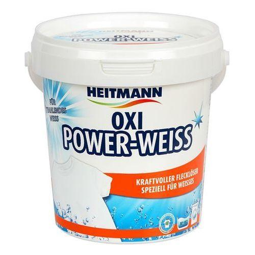 Towar HEITMANN 750ml Oxi Power-Weiss Odplamiacz do bieli z kategorii wybielacze i odplamiacze