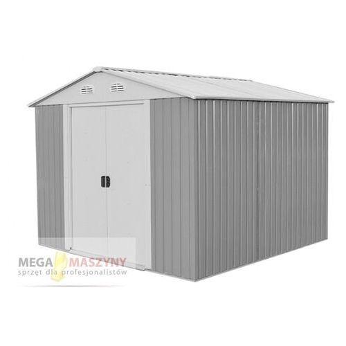 HECHT Domek ogrodowy 8x8 Plus od Megamaszyny - sprzęt dla profesjonalistów