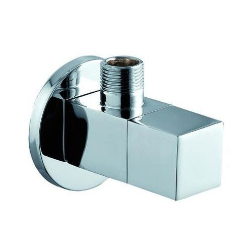 Zawór wodny kątowy, przepływowy do baterii stojących, uchwyt typu
