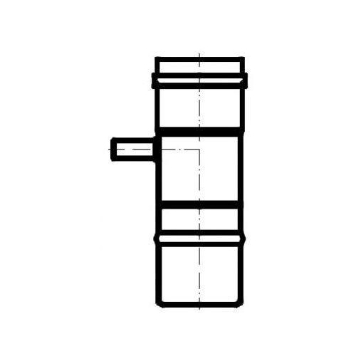 Oferta Termet Odskraplacz spalinowy pionowy Ø80 z kat.: ogrzewanie