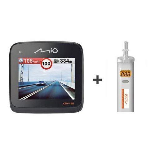 MiVue 568 Touch rejestrator producenta Mio