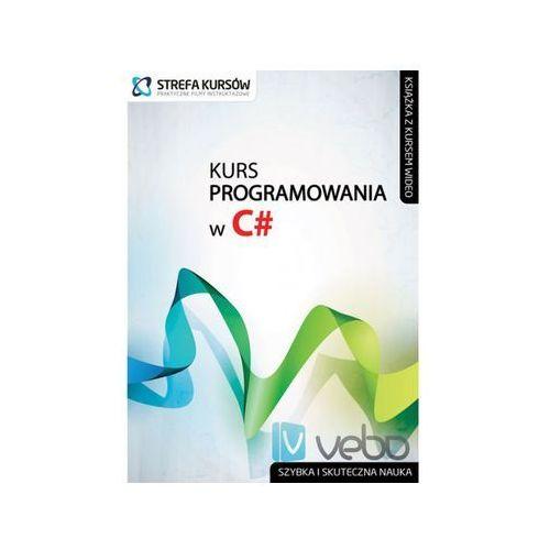 Kurs Programowania w C#