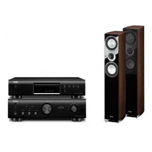 Artykuł DENON PMA-520 + DCD-520 + MAGNAT QUANTUM 675 z kategorii zestawy hi-fi