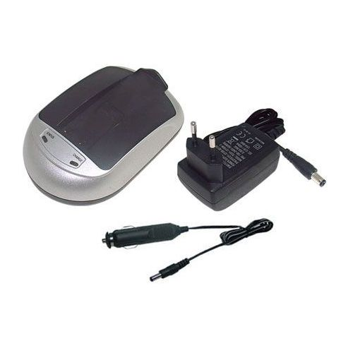 Ładowarka do aparatu cyfrowego CASIO Exilim Hi-Zoom EX-V7SR, produkt marki Hi-Power
