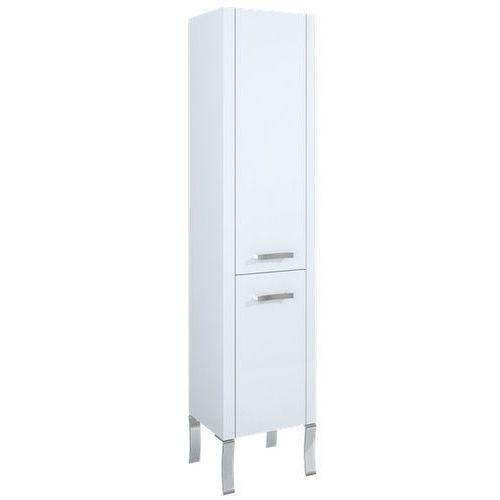Produkt z kategorii- regały łazienkowe - Elita Tokyo słupek łazienkowy 40x32,8x158 cm biały 164248