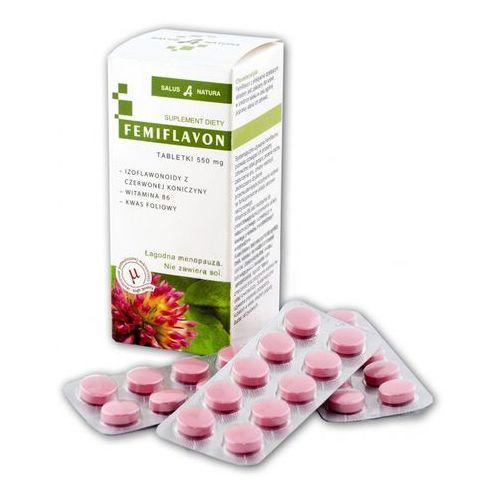 Femiflavon tabl. 0,55 g 30 tabl., postać leku: tabletki