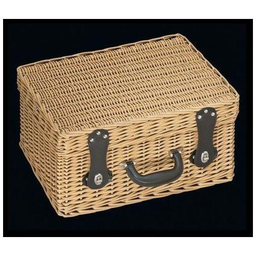 LOCARNO - Kosz Piknikowy z Wyposażeniem dla 2 Osób, produkt marki Cilio