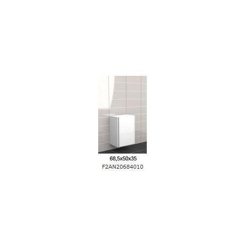 Produkt z kategorii- regały łazienkowe - Meble Riho Andora słupek niski F2AN10684010