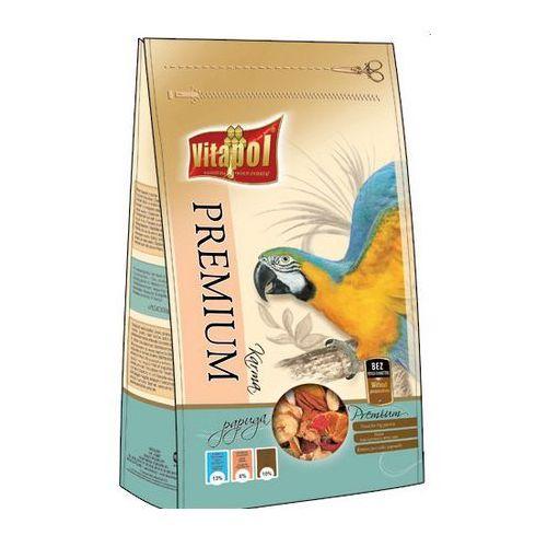 Premium Pokarm dla dużych papug 750g, Vitapol