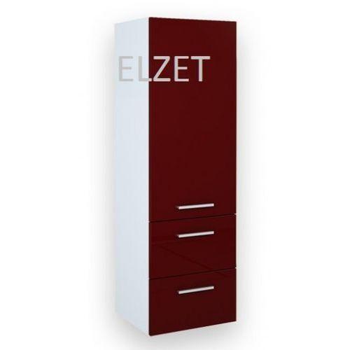 ELITA Kwadro Red słupek 162334 - produkt z kategorii- regały łazienkowe