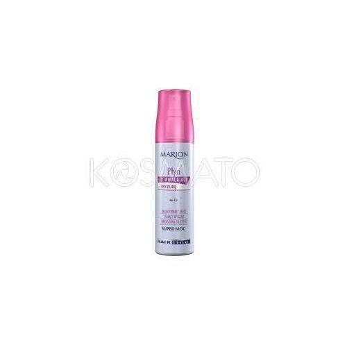Produkt z kategorii- pozostałe kosmetyki do włosów - Marion Hair Line Utrwalanie, 150 ml