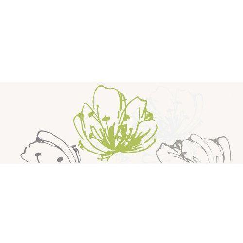 Oferta Midian Verde Inserto Kwiat 20x60 (glazura i terakota)