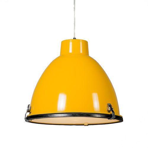 Lampa wisząca Anteros 38 żółta - sprawdź w lampyiswiatlo.pl