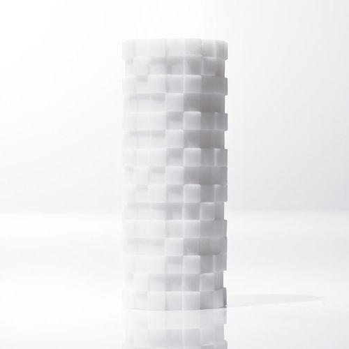 Masturbator trójwymiarowy Tenga 3D Module sześciany - oferta [2538ea04f1526475]