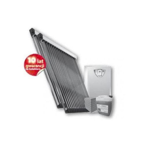 Oferta Immergas IMMERSOLE HEAT PIPE 2 x 18 + 200 INOX - zestaw solarny z kat.: ogrzewanie
