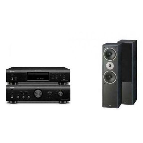 Artykuł DENON PMA-720 + DCD-720 + MAGNAT SUPREME 800 z kategorii zestawy hi-fi