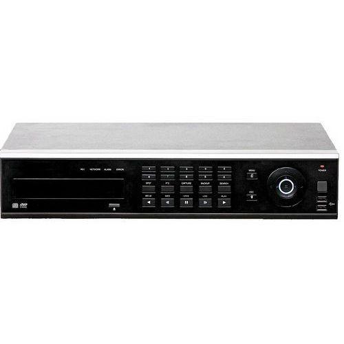 IN H4608 Rejestrator cyfrowy 08 kamerowy , hexaplex , LAN, z kompresją H.264, VGA, zapis do 200 kl/s (CIF)