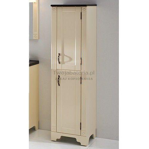 Antado Ritorno Wanilia regał 2 kolory blatu VR-275-40B04L - produkt z kategorii- regały łazienkowe