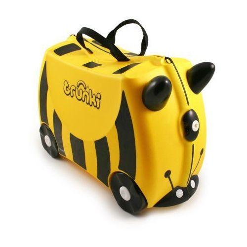 Jeżdżąca walizka Bernard Pszczoła - produkt dostępny w CooCoo.pl