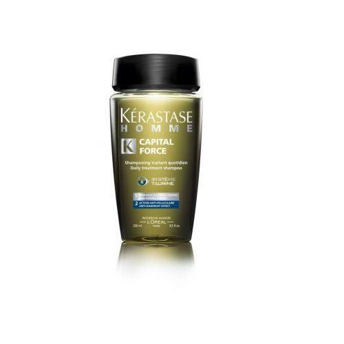 Produkt z kategorii- odżywki do włosów - Kerastase Homme Kąpiel przeciwłupieżowa 250 ml