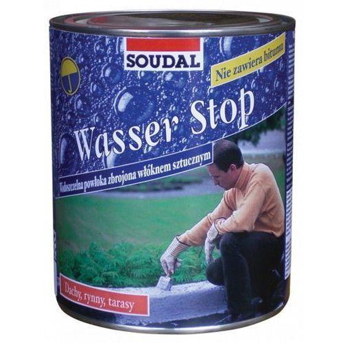 Powłoka do impregnacji dachów Wasser Stop 4kg (izolacja i ocieplenie)