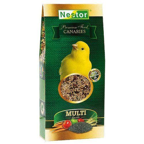 NESTOR 500ml pokarm premium dla kanarków, Nestor