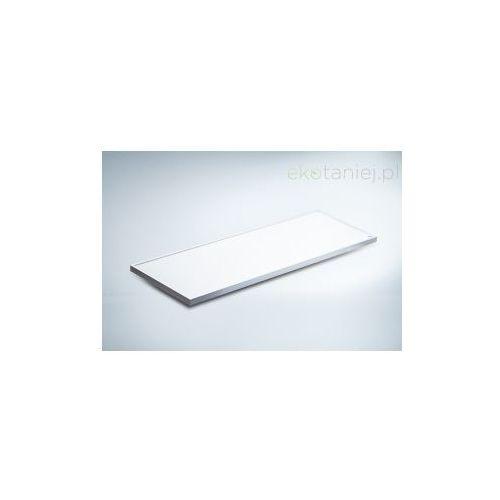 Panel grzewczy na podczerwień 90x30cm 300W biały z kategorii Pozostałe ogrzewanie