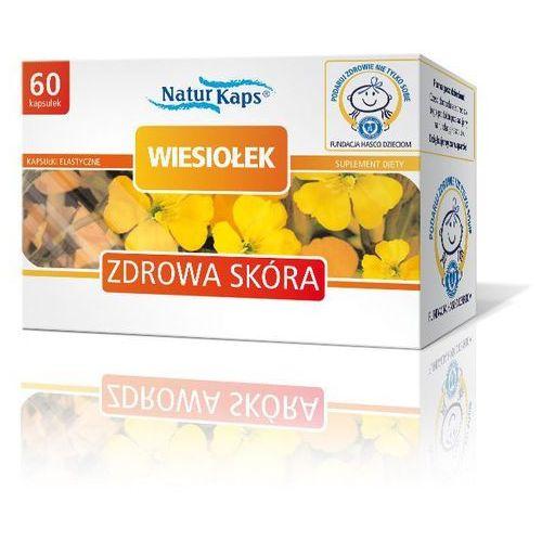 Wiesiołek 500mg 60 kaps., postać leku: kapsułki