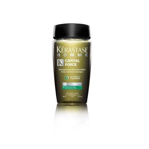 Produkt z kategorii- odżywki do włosów - Kerastase Homme Kąpiel do włosów przetłuszczających się 250 ml