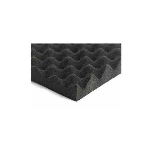 Pianka poliuretanowa akustyczna fala 50x50cm (izolacja i ocieplenie)