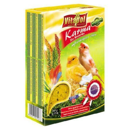 VITAPOL Karma dla kanarka wybarwiająca żółta, Vitapol