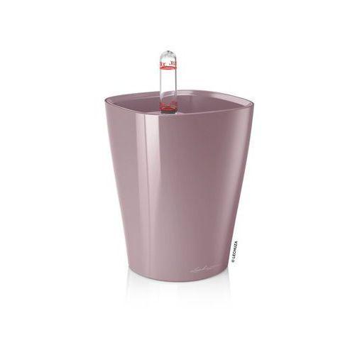 Donica  Mini Deltini - Pastelowy fiolet, połysk - pastelowy fiolet, produkt marki Lechuza