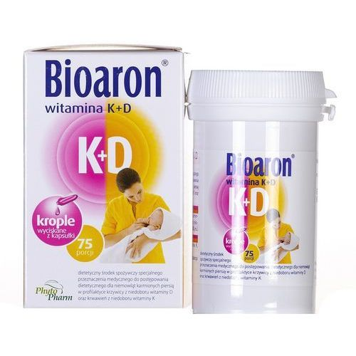 Bioaron K+D kaps. 75, postać leku: kapsułki