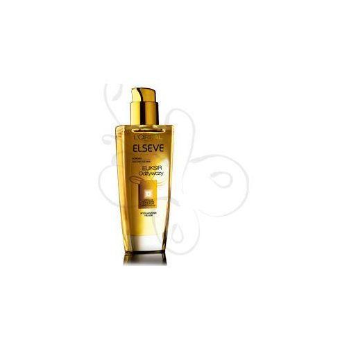Produkt z kategorii- pozostałe kosmetyki do włosów - Elseve Elixir Extraordinary Oil Eliksir odżywczy dla wszystkich rodzajów włosów 100ml