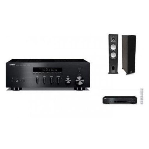 Artykuł YAMAHA R-S300 + CD-N301 + KLIPSCH KF26 z kategorii zestawy hi-fi