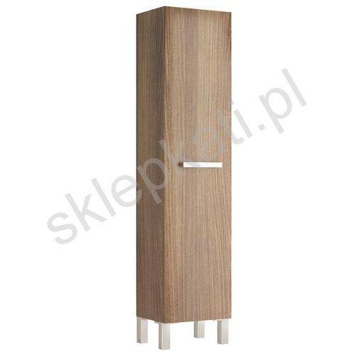 CERSANIT MESTA słupek, kolor Jesion Ciemny S565-001 - produkt z kategorii- regały łazienkowe