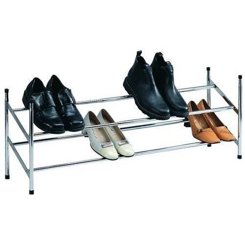 Rozciągana metalowy regał na buty z kat.: szafki na buty