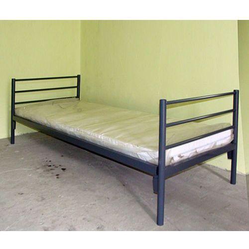 Łóżko metalowe pojedyńcze ze sklepu siatkowy.com