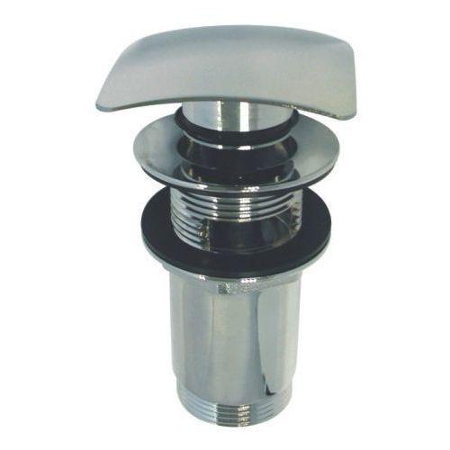Produkt z kategorii- pozostałe artykuły hydrauliczne - Korek click-clack kwadratowy A706E Omnires