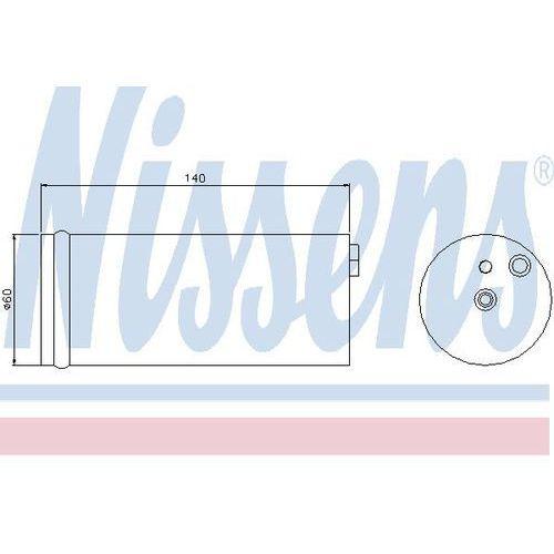 Towar z kategorii: osuszacze powietrza - Osuszacz, klimatyzacja NISSENS 95405