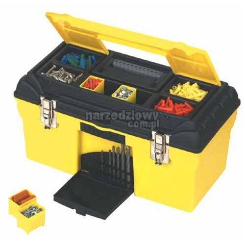 Towar z kategorii: skrzynki i walizki narzędziowe - STANLEY Skrzynka narzędziowa CONDOR 19``