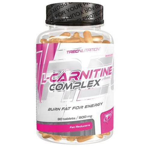 TREC L-Carnitine Complex 900mg 90 Tabletek