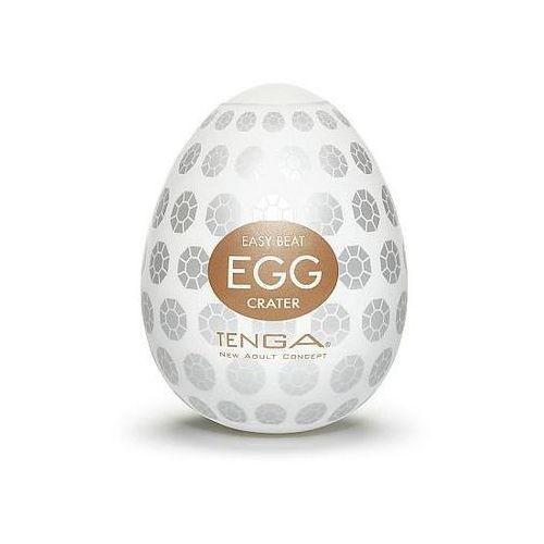 Masturbator TENGA - Egg Crater (1 sztuka) - oferta [0591e90f41c21651]
